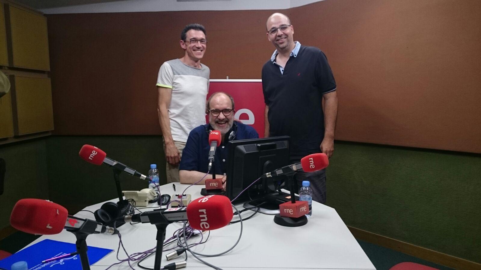 Ricardo Mosteo_Programa 20 de julio