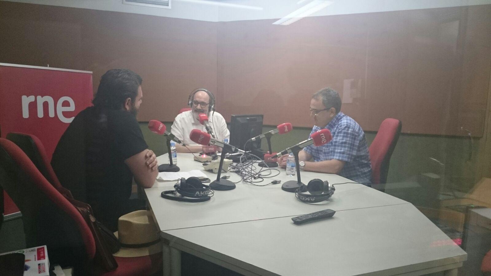 José Carlos Terraz_programa 26 de julio